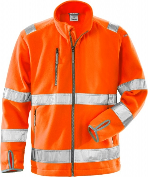 High vis fleecetakki lk.3, 4400 FE