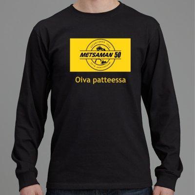 MetsaMan 50 pitkähihainen paita (Oiva patteessa)