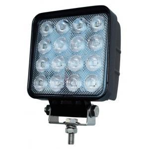 Työvalo 48 W LED neliö 3840 lm