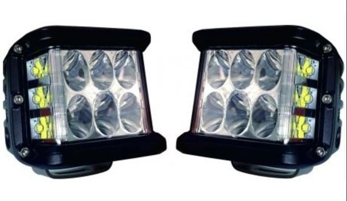 Arctic Bright Combo 90W LED työvalopari