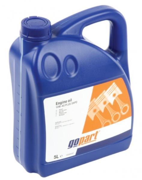 Moottoriöljy, GoPart, 10W-40 Super HPD, 5 l