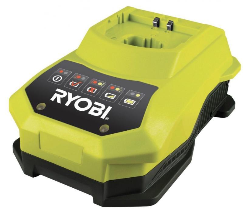 Laturi, Ryobi ONE+ RC18120, 18V