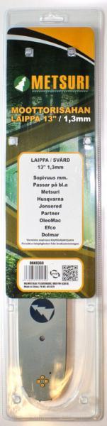 Metsuri Laippa 13 tuumaa / 1,3mm