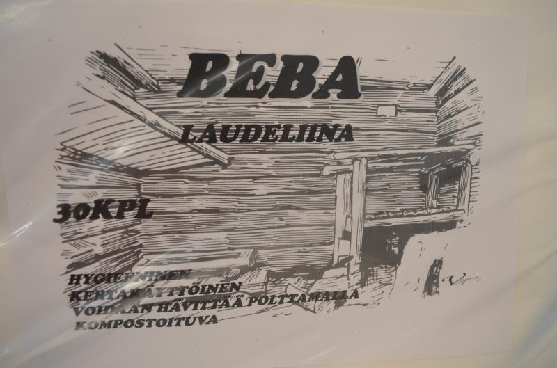 BEBA Laudeliina 200 kpl