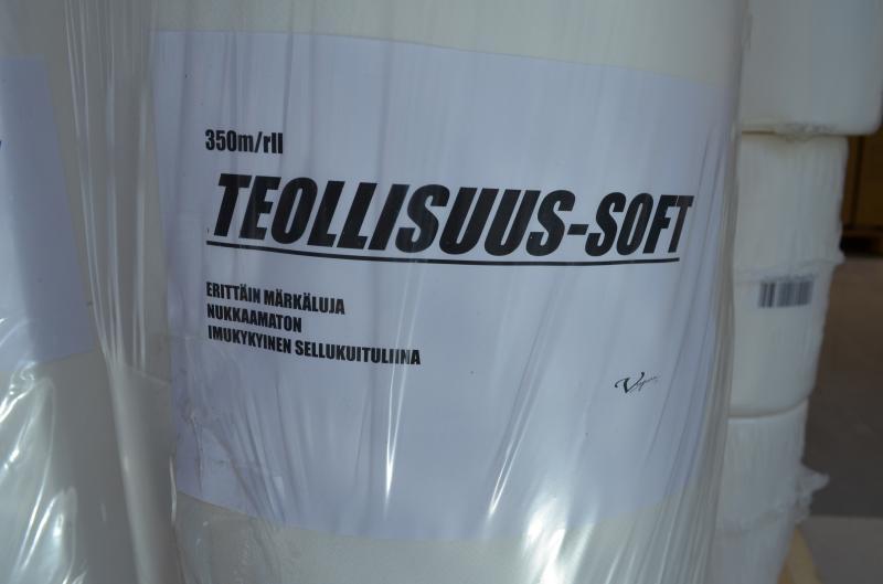Teollisuus Soft 350 metriä rullassa