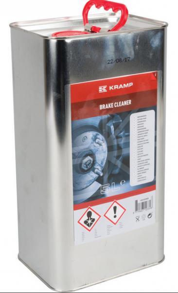 Jarrunpuhdistusaine, Kramp, 5 l