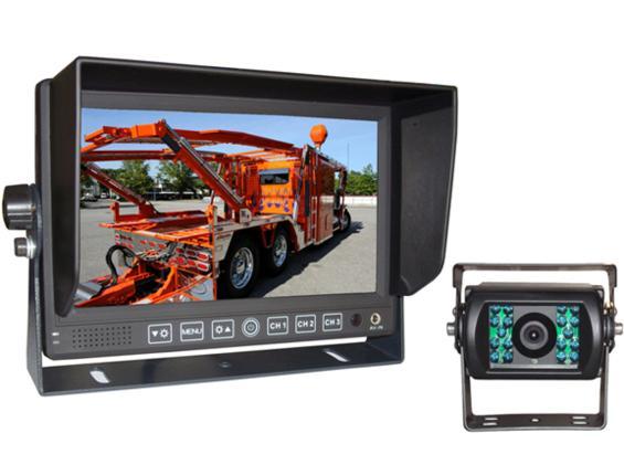 Trucar Pro peruutuskamerajärjestelmä