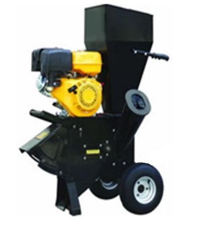 Timco 13HP 89 mm polttomoottori oksasilppuri