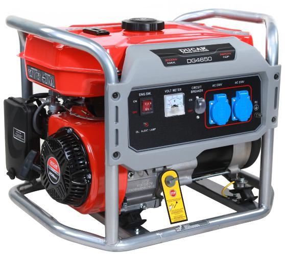 Ducar DG4650 2800W generaattori Lataa tuotetiedot