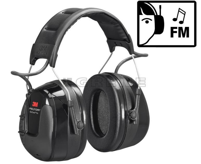 Kuulonsuojain, 3M Peltor HRXS220A (Radio)