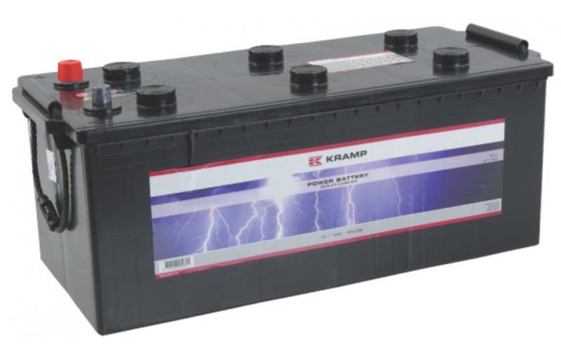 Akku, Kramp, 12V, 155 Ah, 900A