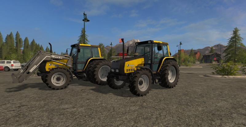 Traktoreiden tarvikeosat merkeittäin