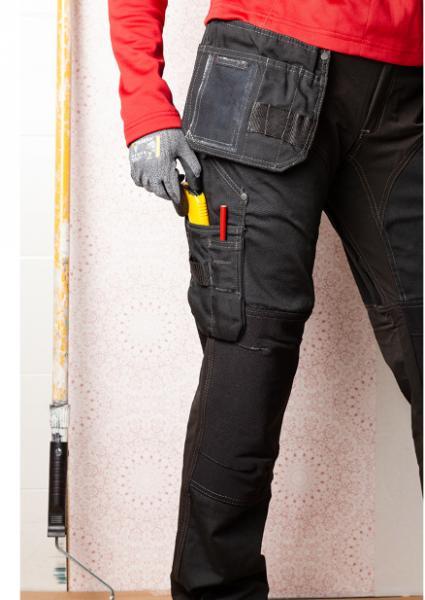 Timco Workwear Stretch joustavat riipputaskuhousut