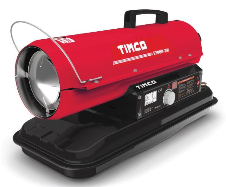 Timco 20kW lämpöpuhallin
