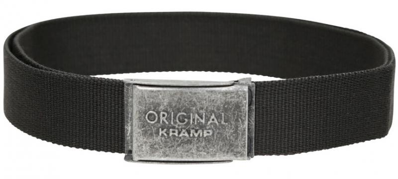 Vyö, Kramp Original, musta, 120 cm