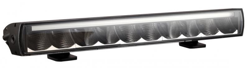 Arctic Bright BL 100W Slim LED lisävalopaneeli parkkivalolla