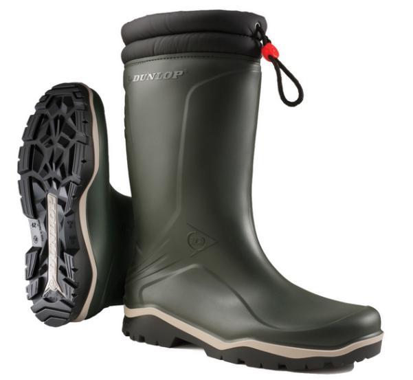Talvisaapas, Dunlop Blizzard, vihreä