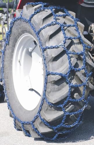 Traktorin tieliikenneketjut 7mm GripX