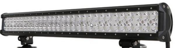 Arctic Bright F35 180W LED työvalopaneeli/häiriötön
