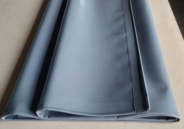Laminoitu raskaspeite 650g/m2, 3x5m