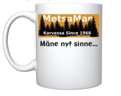 MetsaMan Muki 325ml