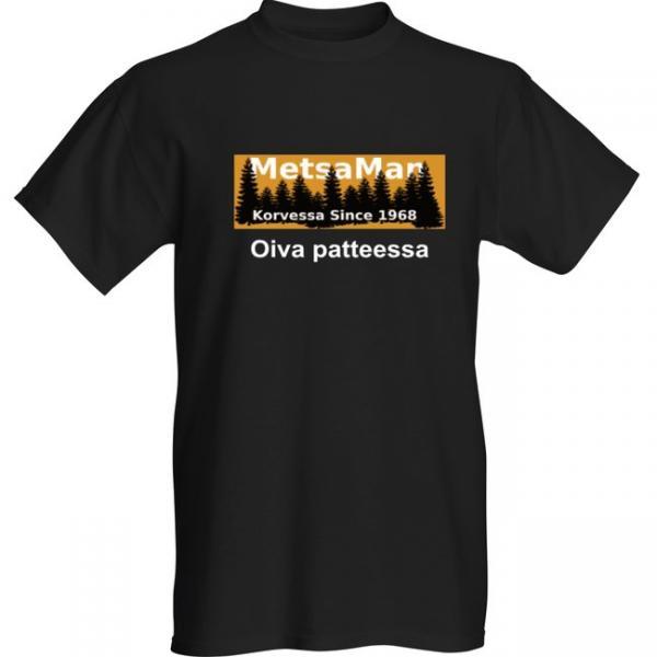 MetsaMan T-Paita (Oiva patteessa)