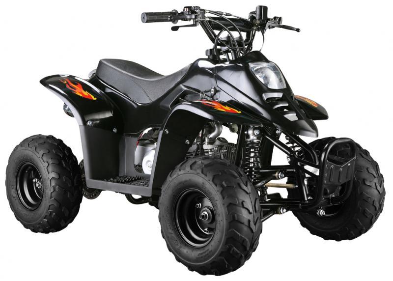Coman motors lasten mönkijä 50cc