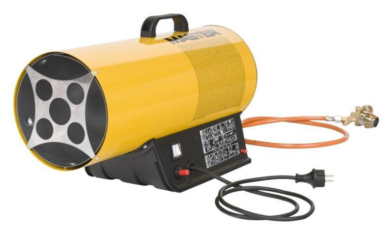 Kaasulämmitin, Master 15 kW