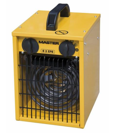 Sähköpuhallin, Master B3 EPB, 3,3 kW