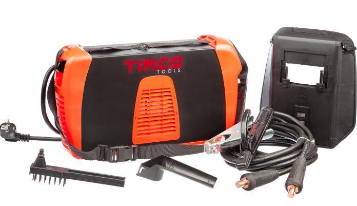 Timco Mi250MMA hitsausinvertteri