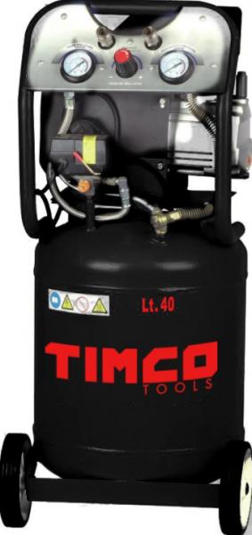 Timco 2HP 40L pystymalli kompressori