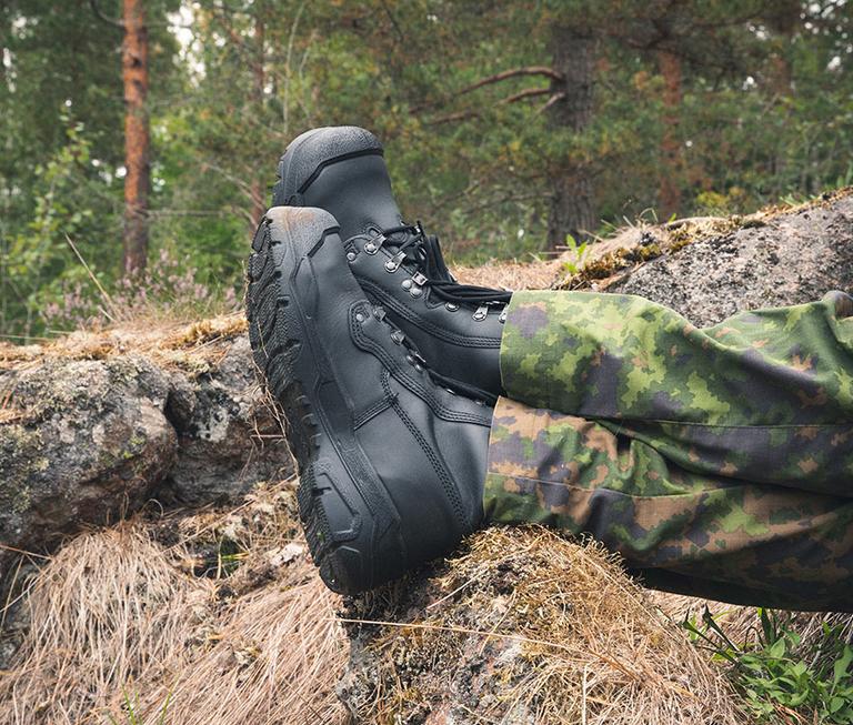 Jalas SA M05 taistelijan kengät