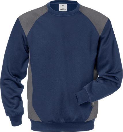 Collegepusero 7148 SHV sininen/harmaa