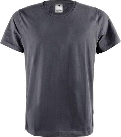 Green t-paita 7988 GOT tummanharmaa