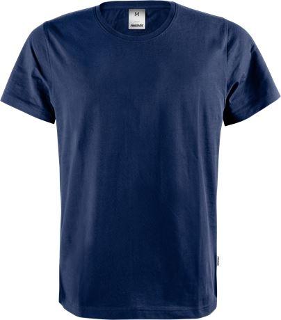 Green t-paita 7988 GOT tummansininen