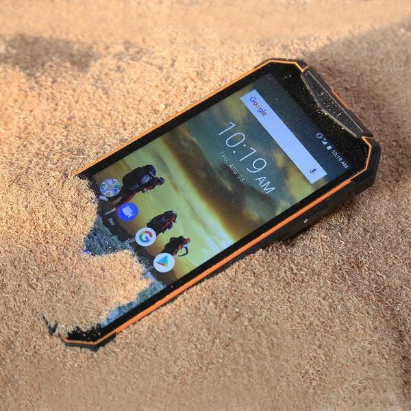 Ulefone Armor 3W 64GB/6GB (oranssi)