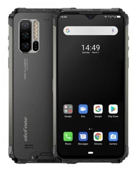 Ulefone Armor 7E 128GB/4GB Musta
