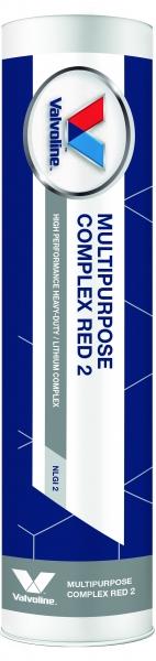 Valvoline Multipurpose Complex Red 2 rasva 0,4 kg
