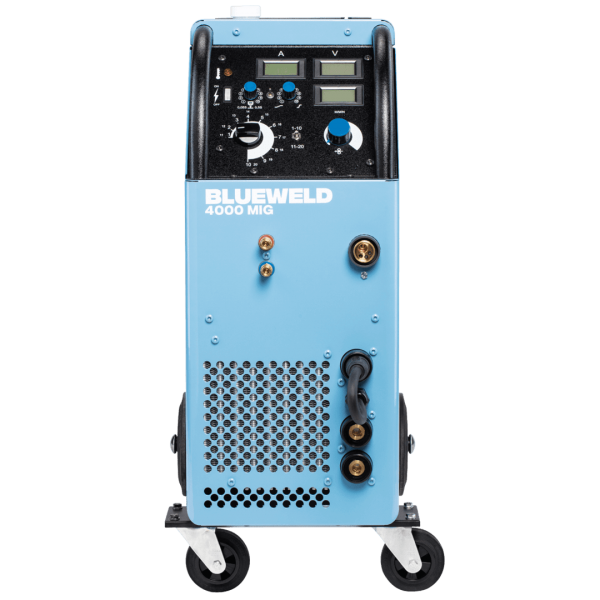 Wallius BLUEWELD™ 4000 Mig / Mag hitsauskone vesijäähdytyksellä