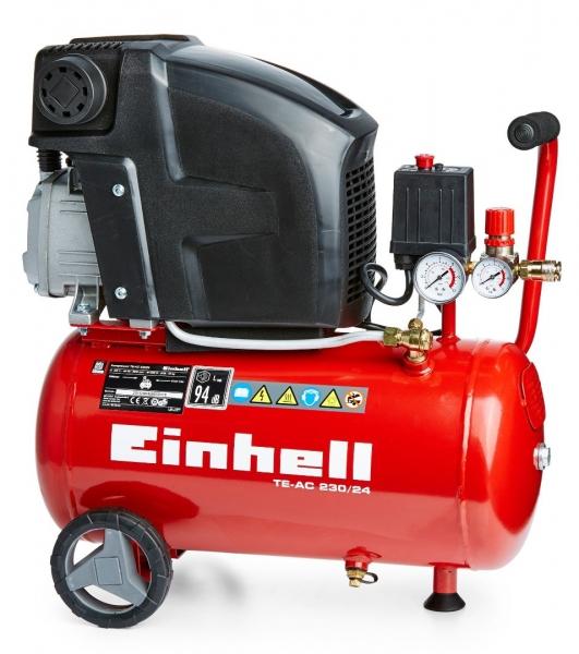 TE-AC 230/24 -paineilmakompressori