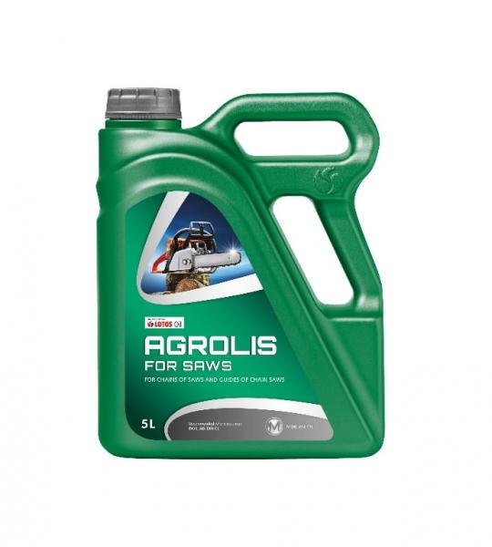 Teräketjuöljy AGROLIS SAHOILLE (ISO VG 80) 5L, Lotos Oil
