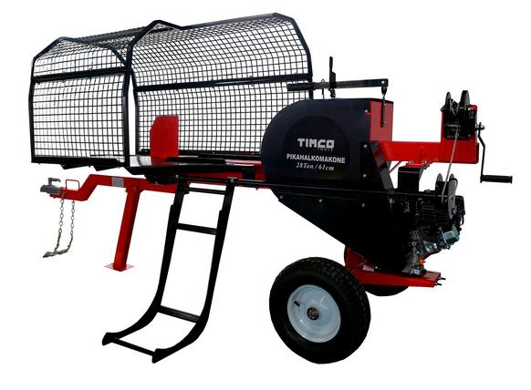 Timco 28T 61 cm polttomoottori pikahalkomakone