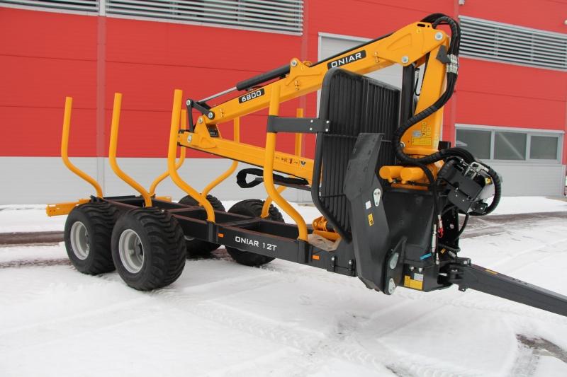 ONIAR 6800+ 12 T vaunu
