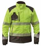 Timco Workwear oranssi tai keltainen talvityötakki