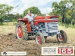 Peltikyltti, Massey-Ferguson 165 -traktorista