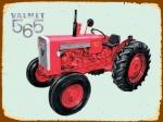 Peltikyltti, Valmet 565 -traktorista