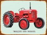 Peltikyltti, Valmet 33 -traktorista