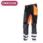 Oregon raivaajan työhousut, musta